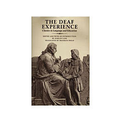 THE DEAF EXPERIENCE Price: $21.00