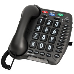Geemarc Amplipower 60 Plus Amplified Telephone Price: $129.95