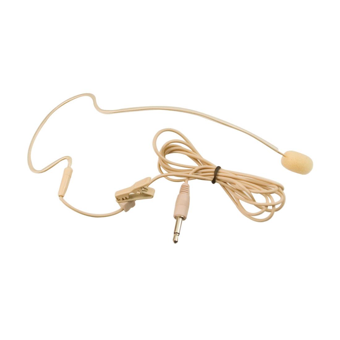VoiceBooster Low Profile Single Earhook Omnidirectional Microphone