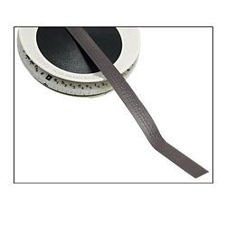 Reizen Magnetic Labeling Tape with Adhesive Backing -.50 inches x 96 inches