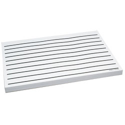 Low Vision Thick Line Writing Paper