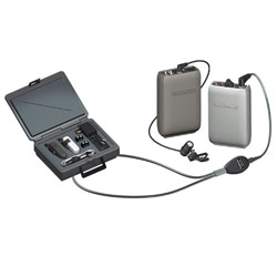 Wireless Auditory Assistance Kit with Enviro-Mic