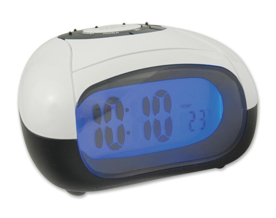 Spanish Talking Temperature Clock