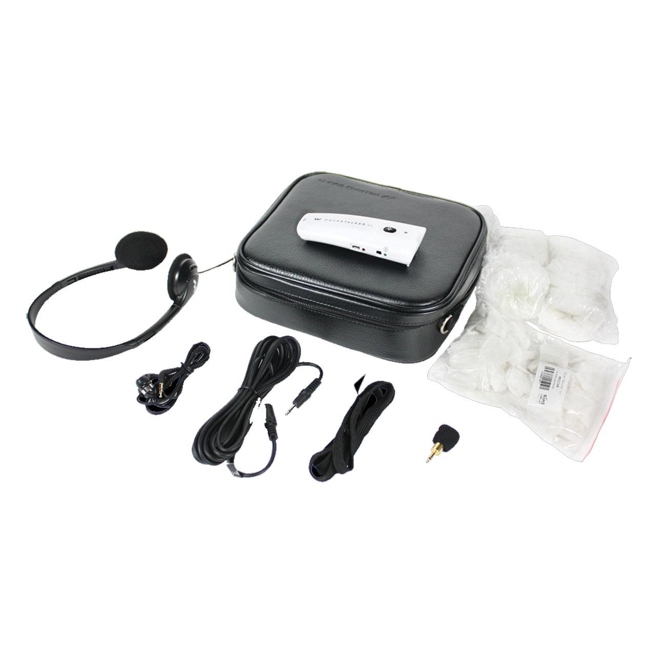 Pocketalker Basic Communication Kit 2.0 System