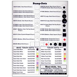 Bump-Dots Sample Chart