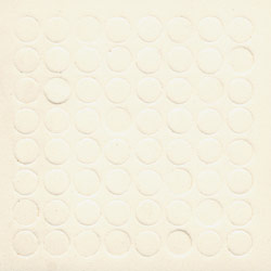 MaxiTouch Dots - White- Package of 64