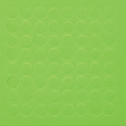 MaxiTouch Dots - Neon Green- Package of 64