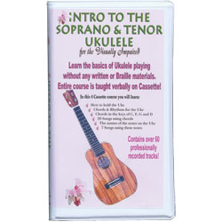 Intro to the Soprano and Tenor Ukulele