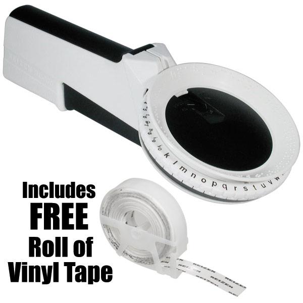 Reizen RL-350 Braille Labeler Price: $29.95