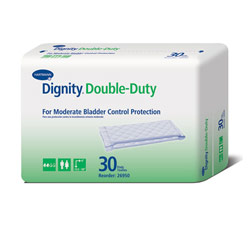 DIGNITY Extra-Duty Double Pads Price: $16.95