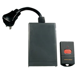 Indoor/Outdoor Wireless Remote Control Price: $26.95