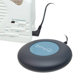 Serene Bed Shaker -Accessory to Ringmaster Phone Ringer-Flasher Price: $25.46