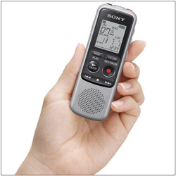 Sony ICD Digital Voice Recorder Price: $79.95