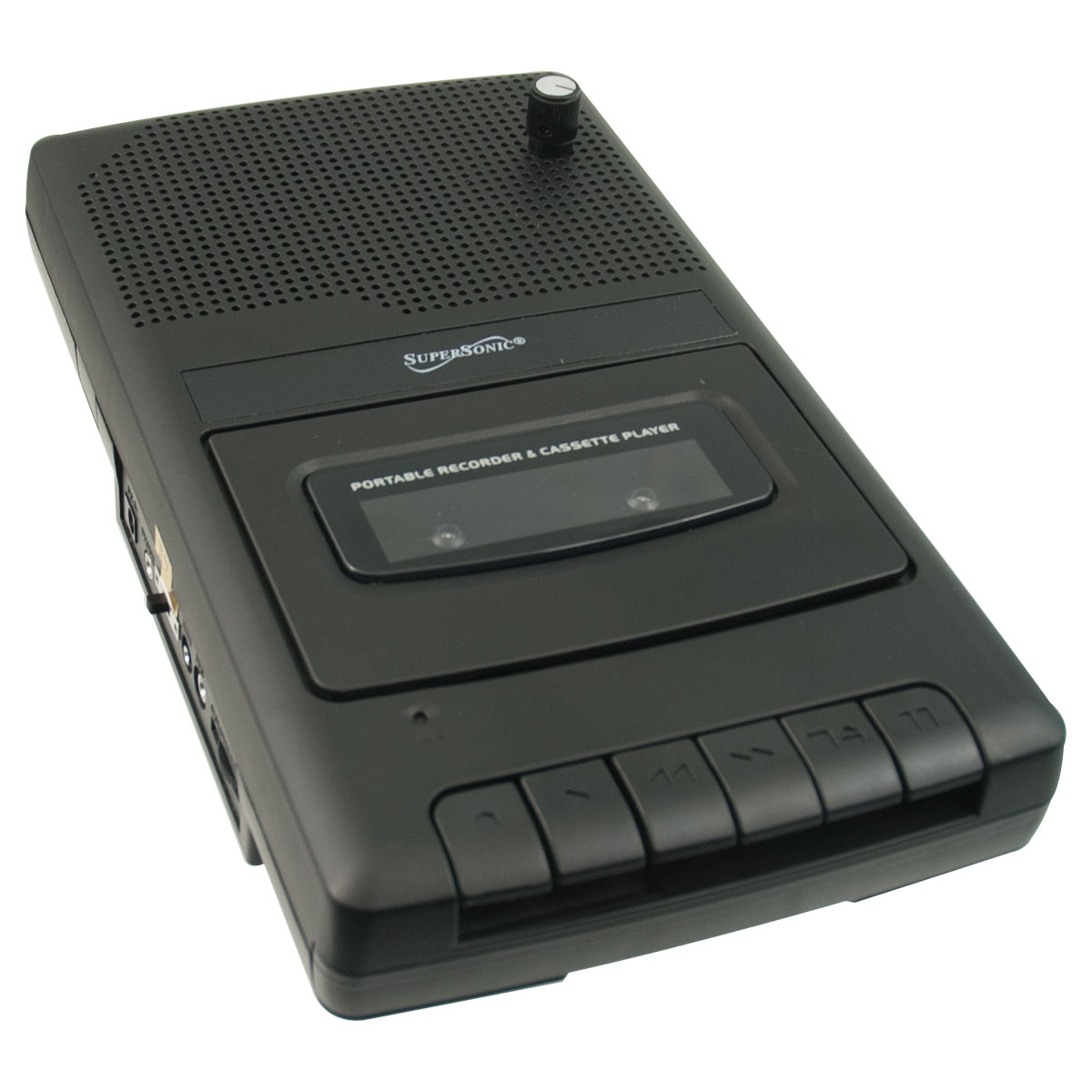 RCA Portable Cassette Recorder and Player Price: $119.95