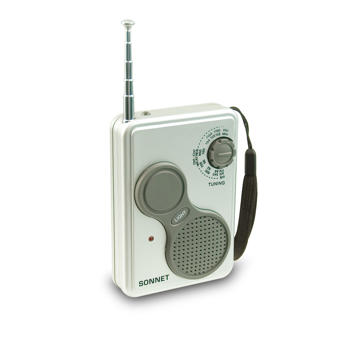 AM/FM WB Radio Price: $16.95