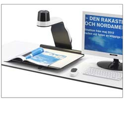 Contrast HD Electronic Magnifier