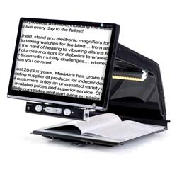 Tempus HD Electronic Magnifier - Black - 22in