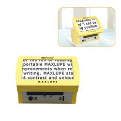 MaxLupe Portable CCTV Reading System