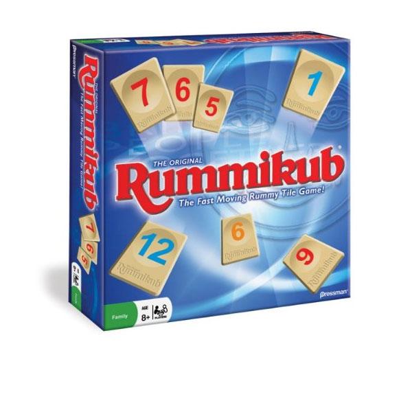 Rummikub Game - Original