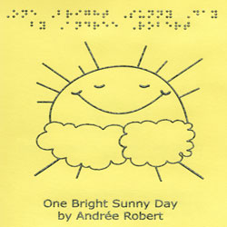 One Bright Sunny Day - Short Story Book