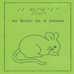 As Quiet As a Mouse - Images of Animals Book Price: $13.90