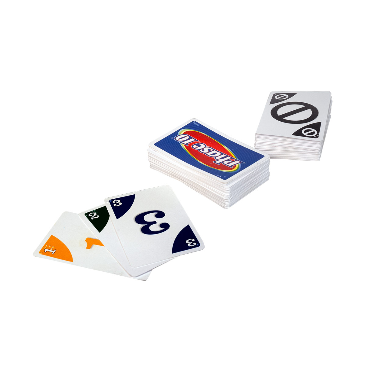 Reizen Braille Phase 10 Card Game for the Blind and Low Vision Price: $17.95