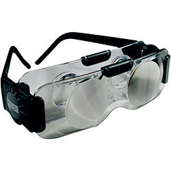 Coil 1.5X Near-Vision Hands-Free Spectacle Binoculars- Clear Price: $79.95