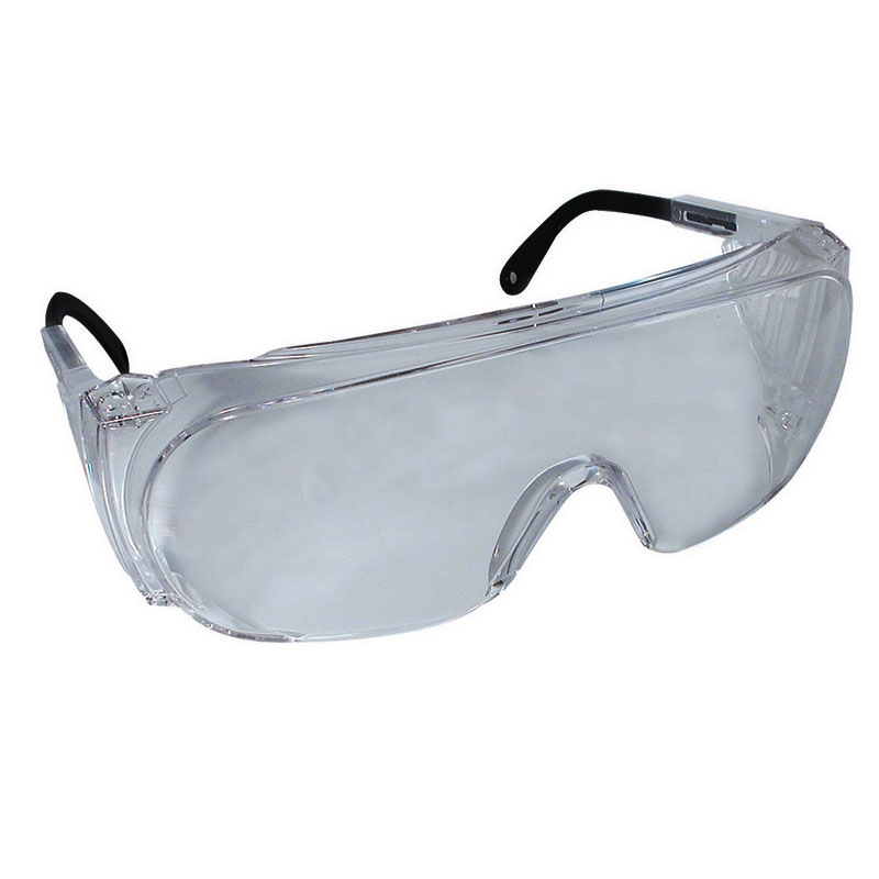 Eye Shields for Safety - Clear