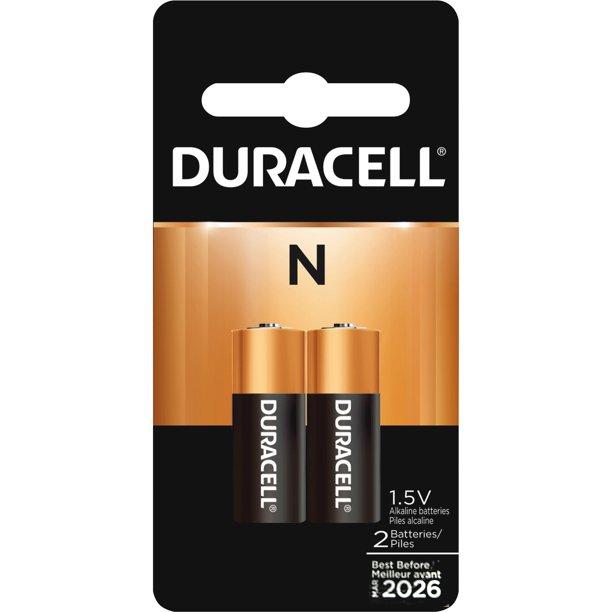 Type N Batteries- Package of 2