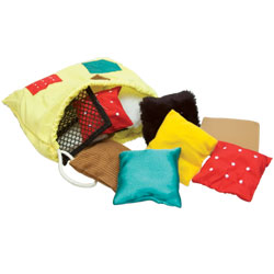 Teachable Touchables - Textured Squares Price: $19.95