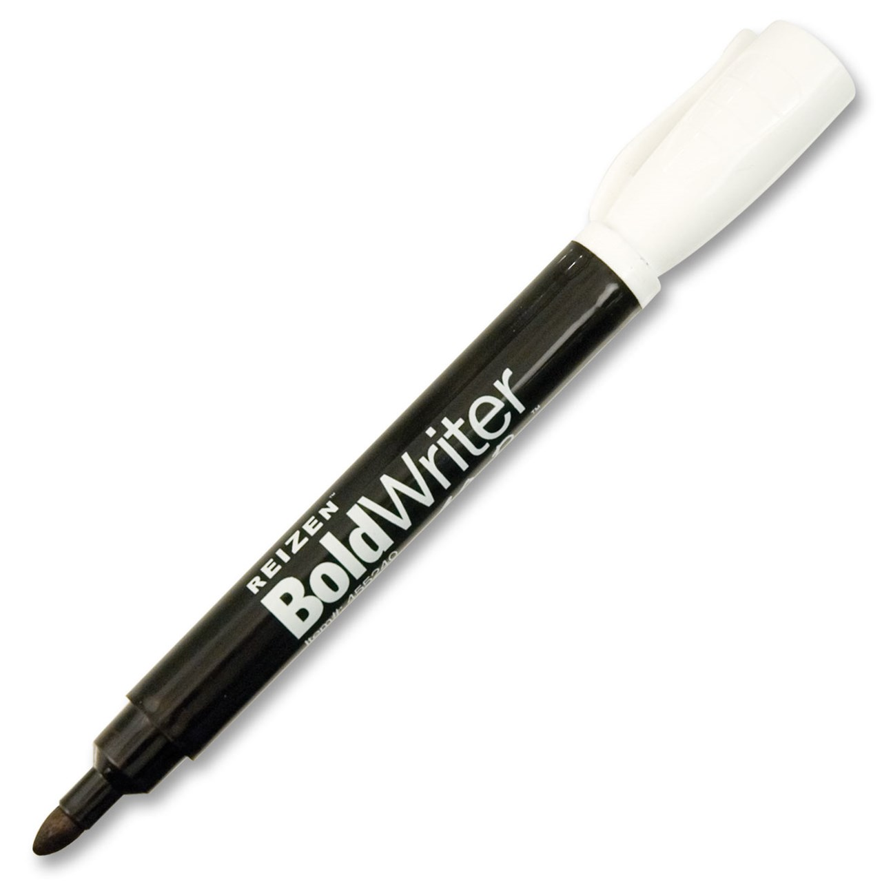 BoldWriter 40 Pen- Easy-To-See Ultra-Bold Point- Black