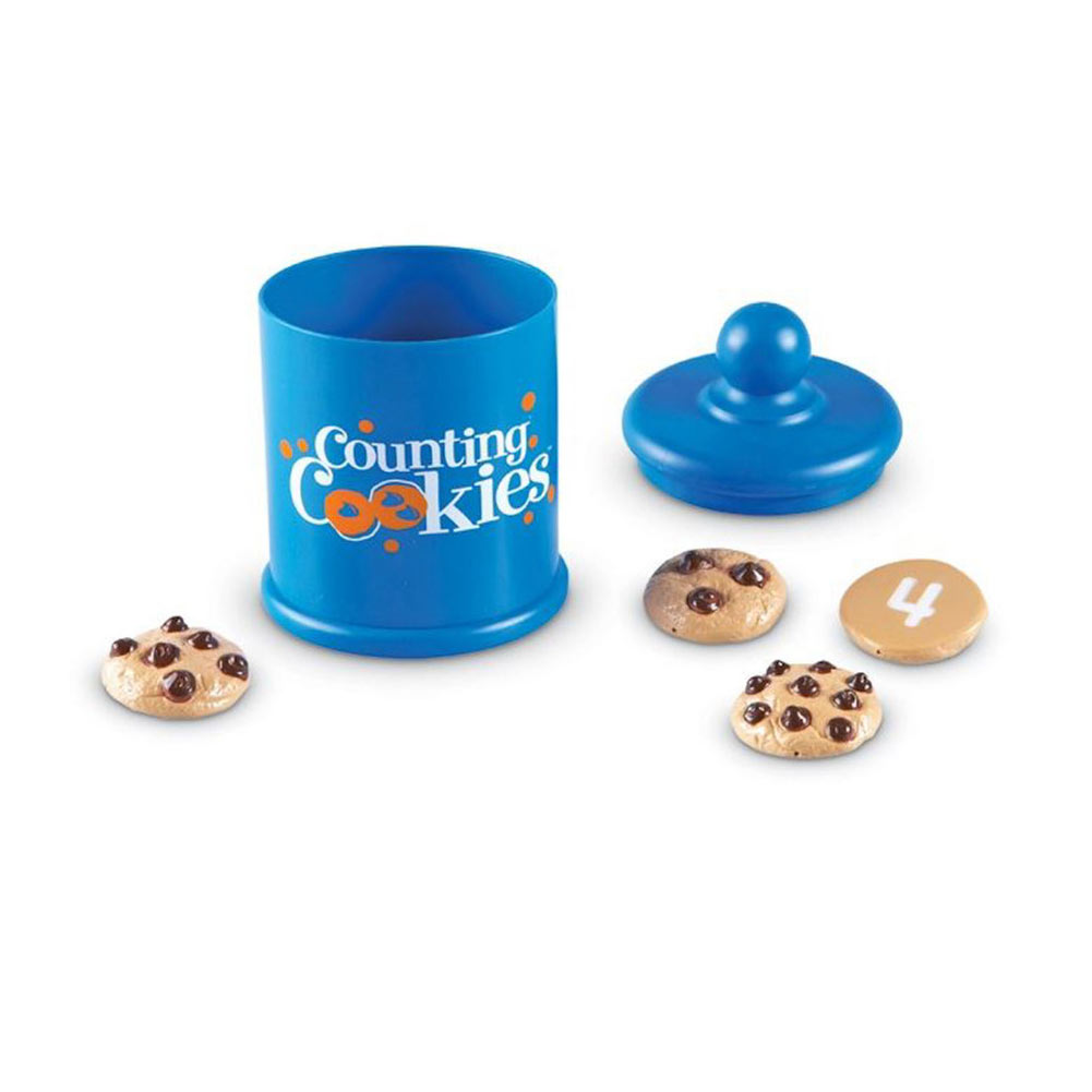 Counting Cookies Educational Game