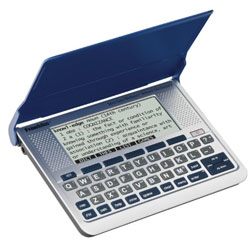 Franklin Speaking Dictionary and Thesaurus Price: $114.95