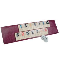 Rummy Game Brailled