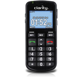 Clarity PAL Amplified Cell Phone- 25dB Price: $99.00