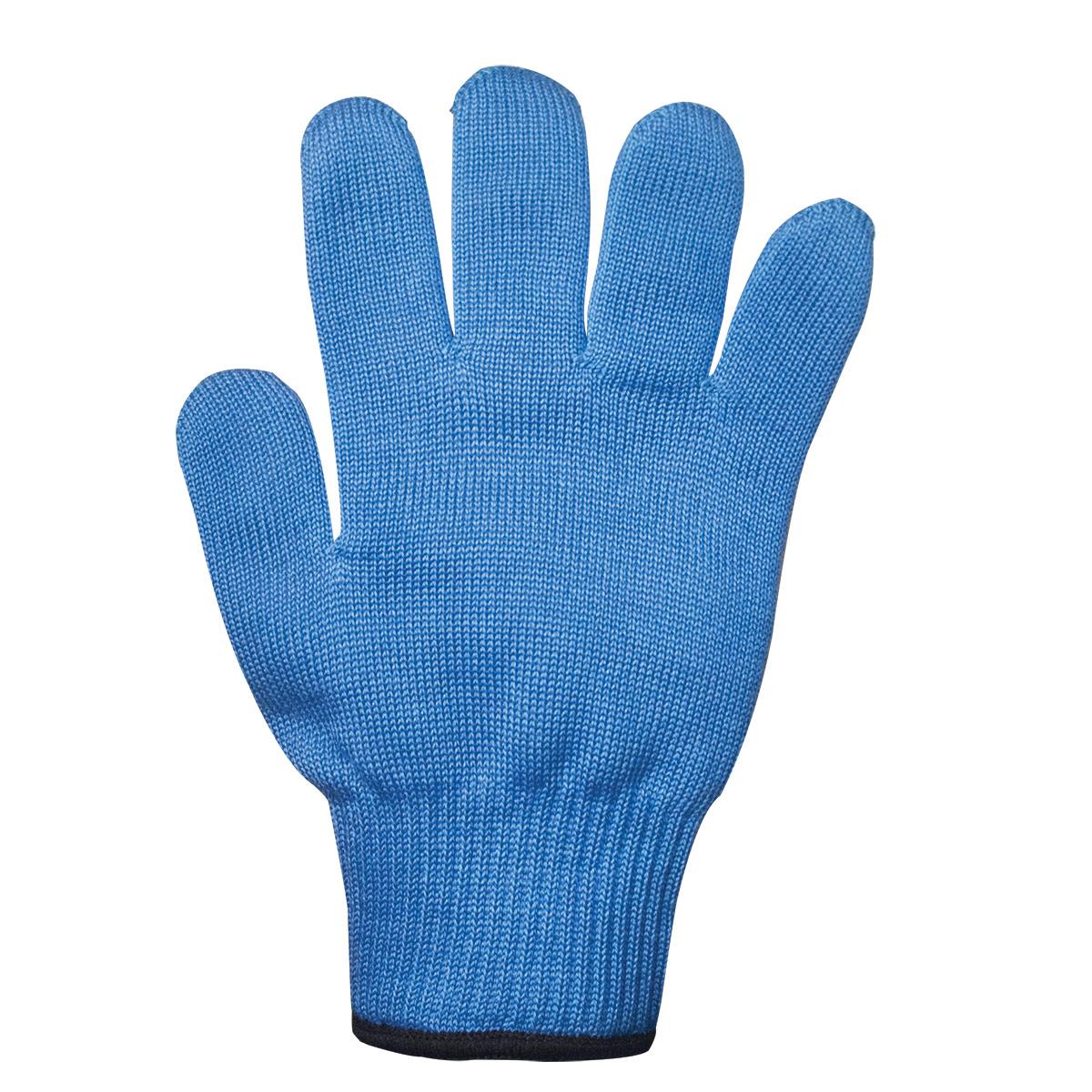 Heat Oven Glove - Blue