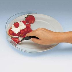 SureFit Plastic Food Guard- Clear