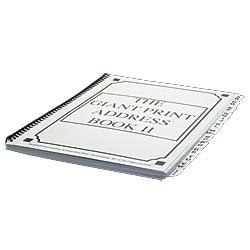 The Giant Print Address Book II