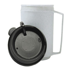 Insulated Mug w-Lid - click to view larger image
