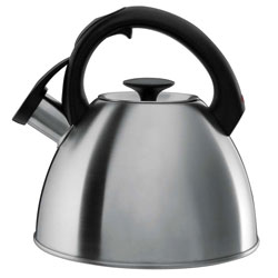 Click Click Whistling Tea Kettle - click to view larger image