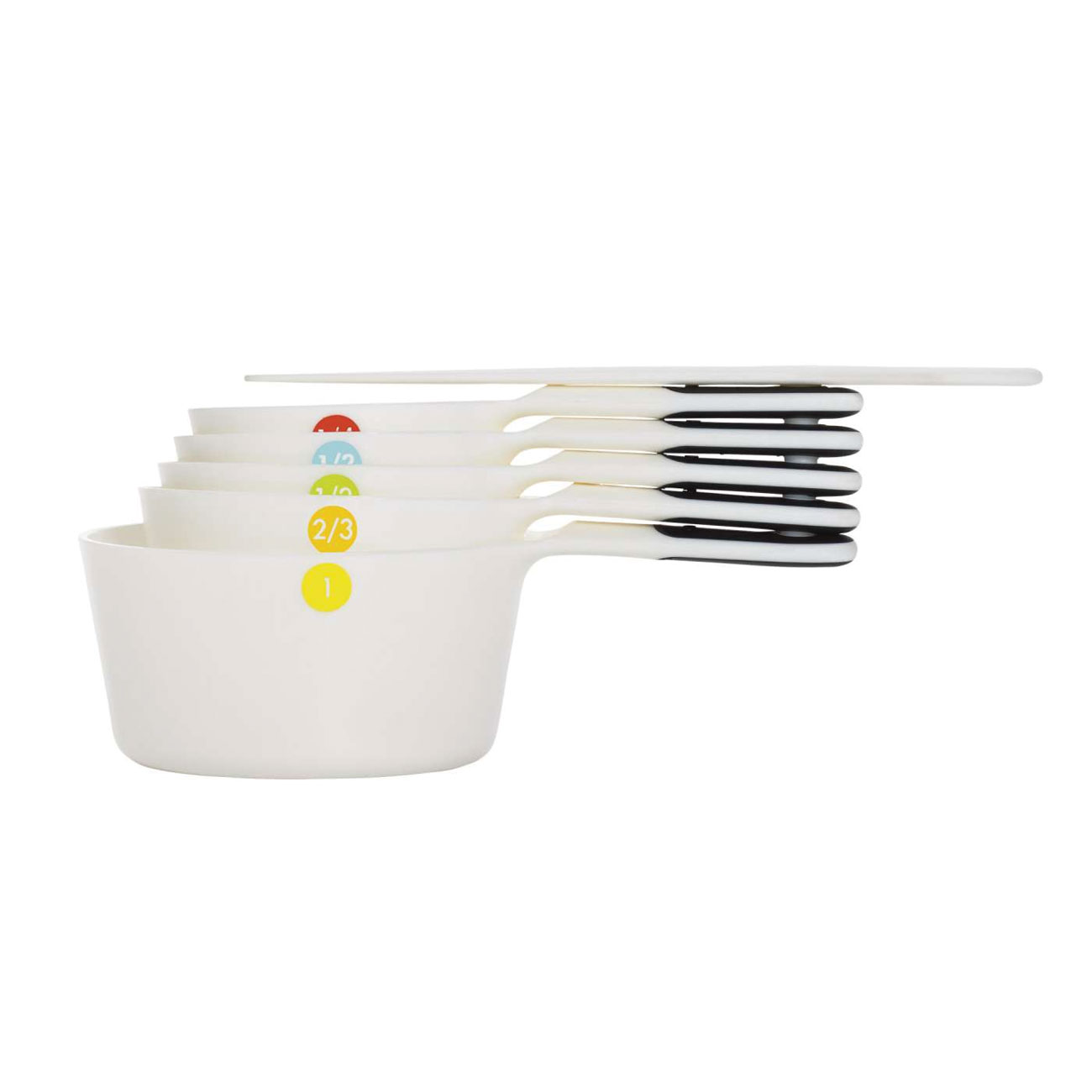 Good Grips Tactile Measuring Cup Set- White