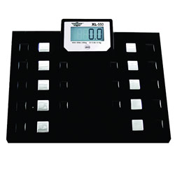 High Capacity 4-Language Talking Digital Scale-550-lb