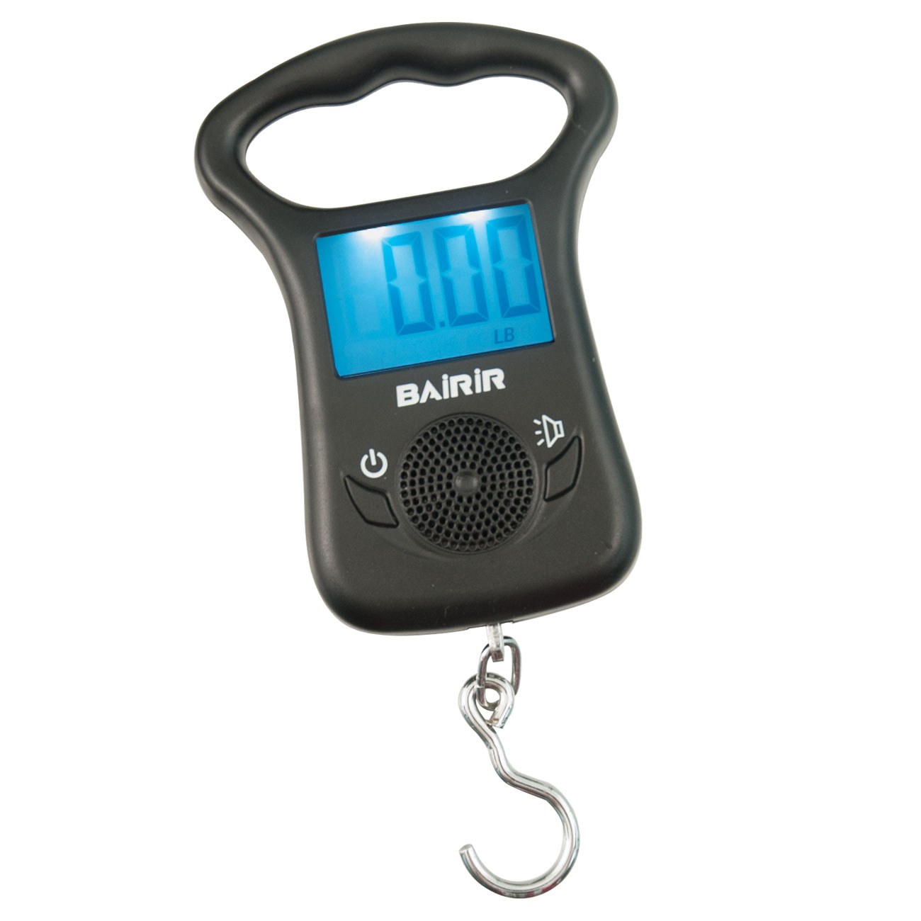 Digital Talking Portable Luggage Scale - click to view larger image