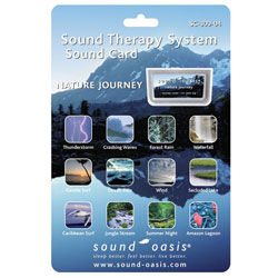 Nature Journey Sound Card for Sound Oasis