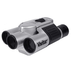 Vivitar 10x25 Digital Camera-Binoculars Price: $49.95