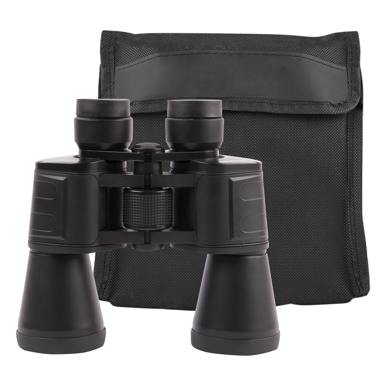 Polaroid 10x50 Sports Binoculars with Case and Shoulder Strap