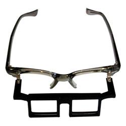 Magnifier Half Frame 2-1-2x