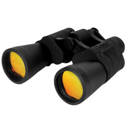 Vivitar 7x50 Rubber Armored Full Size Binoculars Price: $19.95