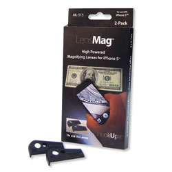 LensMag Macro Lens for iPhone 5 - 10x-15x