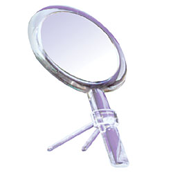 Zadro Dual Magnification Acrylic Hand Mirror Price: $24.99